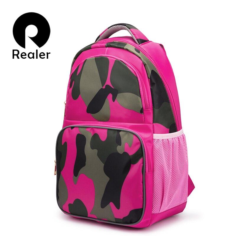 Sac à dos pour femmes étanche sac à dos pour ordinateur portable mode voyage sacs à dos sacs d'école pour adolescentes Camping en plein air sac à dos-in Sacs à dos from Baggages et sacs    1