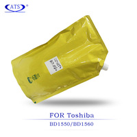 Copier Spare Parts Toner Powder For Toshiba BD 1550 BD 1560 compatible BD1550 BD1560 BD-1550 BD-1560 printer supplies