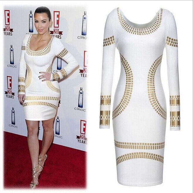White Plus Size Party Dress Fashion Dresses
