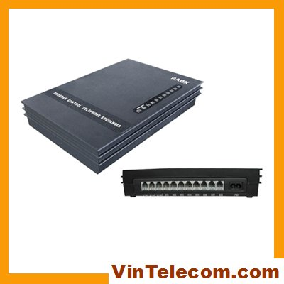 Hot sell - China factory VinTelecom SV108 PBX with 1CO Line+8Ext-SOHO PBX / MINI PABX - free shipping new 3 lines 8ext pbx telephone switch mini pabx soho pbx small pabx free shipping