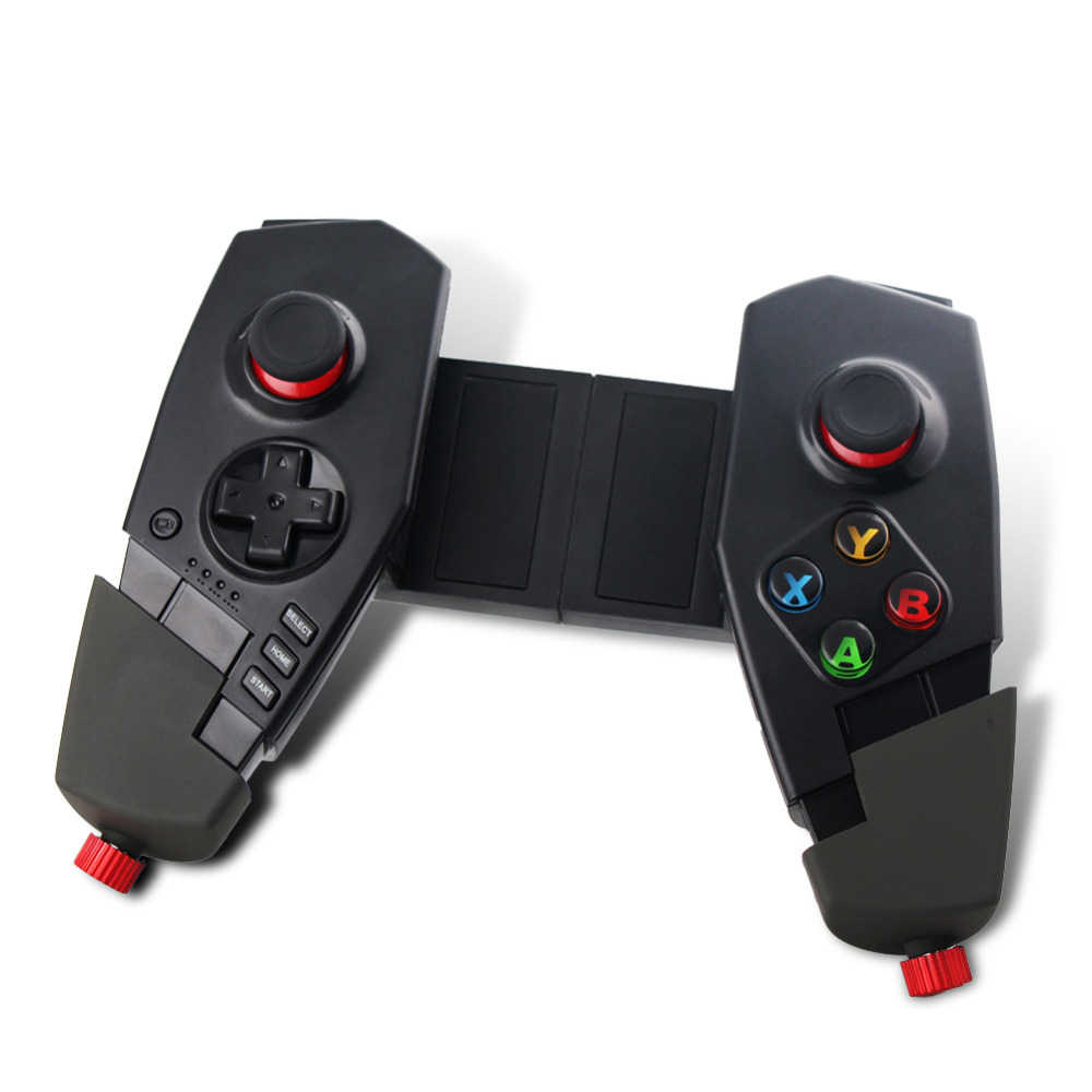 PG-9055 Telescopic Adjustable Wireless Bluetooth Gamepad Phone Game Controller Game Pad Joystick For PS4 Smartphone Tablet PC TV