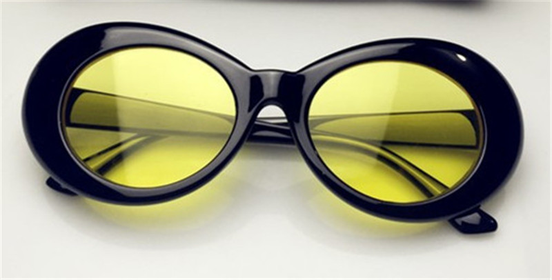 HTB1OnJ0QXXXXXXBapXXq6xXFXXXN - Kurt Cobain Star Style Sunglasses Men Women Retro Sun Glasses 16 Colors PTC 200
