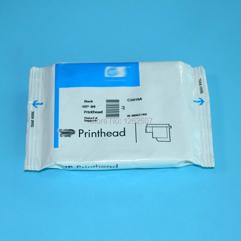 цена For hp 84 85 printhead for hp 84 85 c5019a c9420a c9423a designjet 30 90 130 printer head онлайн в 2017 году