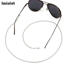 2MM Thin Eyeglass Chain Lanyard Necklace Men Women Sunglasses Spectacles Reading Glasses Chain Cord