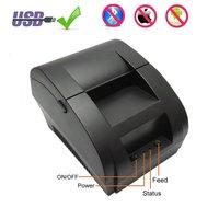 I58TP04 Cheap Thermal Receipt Printer 58mm 90mm S Compatible ESC POS USB Port EU Chinese America