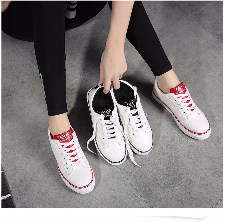 d612b7aaec2 Face Force Women Fashion Comfortable Genuine Leather Hard-Wearing Skateboarding  shoes Outdoor Breathable Non-slip shoes Sneakers. 6 7. 8 9 10 11 12 13 14 15