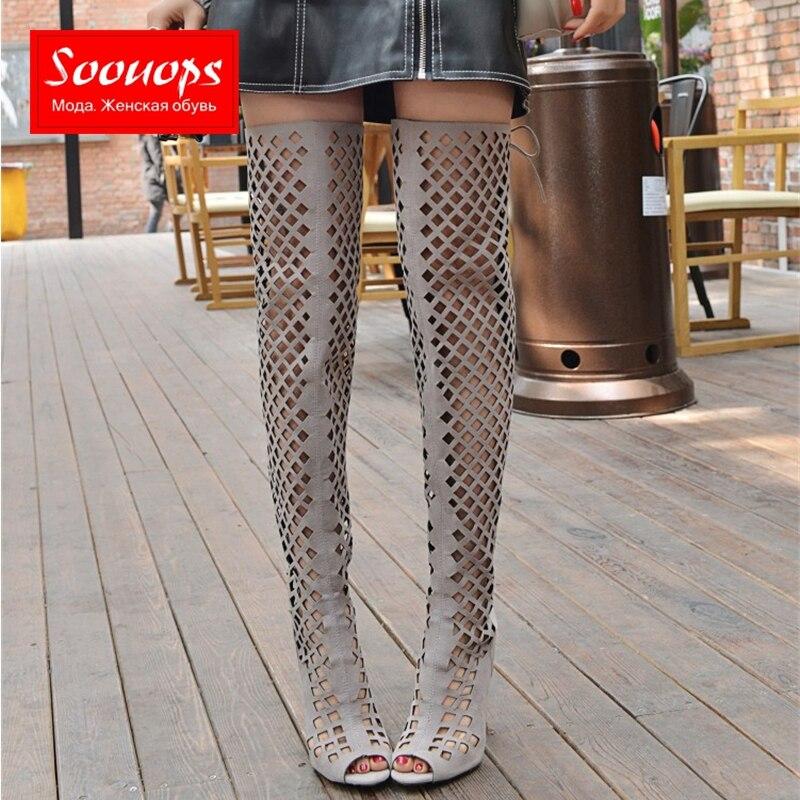 Online Get Cheap Suede Thigh High Boots Size 11 -Aliexpress.com ...
