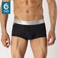 Antibacteriana Mens Underwear boxers Fibra de Bambu Masculino Cuecas Boxer Shorts Homem Cueca Trecho dos homens Saudáveis Calcinha U Convexo-