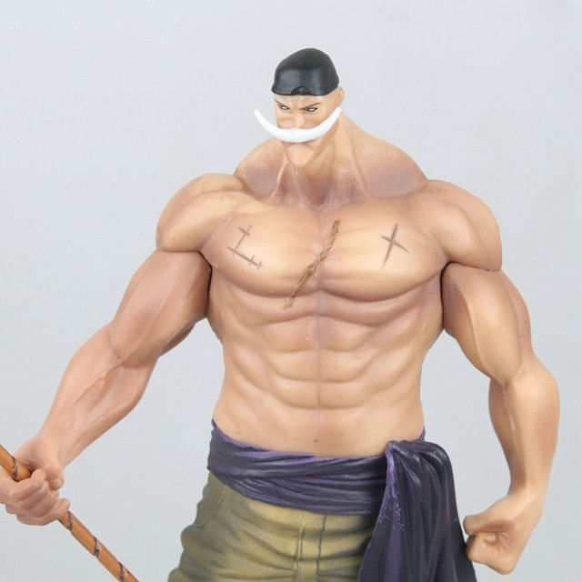 Free shipping whitebeard Edward One Piece POP Captain Of Whitebeard Pirates Edward Newgate 20cm Model Anime Action Figure Toy