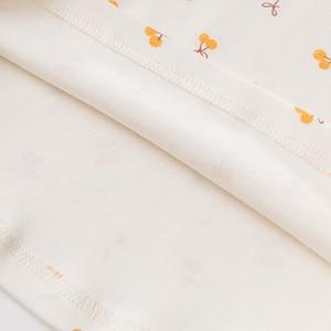 Image 5 - DBZ11143 1 dave bella primavera outono do bebê meninas floral bonito camisas infantil criança 100% algodão encabeça crianças roupas de alta qualidade