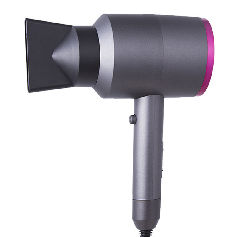 Anion Hair Dryer Ion Professional Blow Dryer Muitifunction Styling Tools Low Noise Faster Drying Max Gloss
