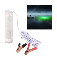 104 LED 2200LM Green Underwater Night Fishing Light Lamp Attracting Fish Light Fishing Boat Fishing Light