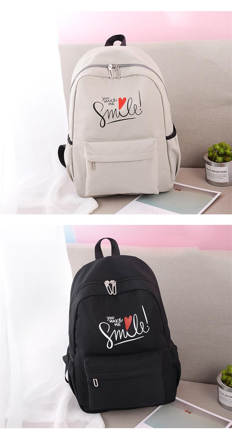 (11)sac à dos pour filles adolescentes