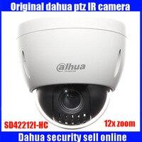 Оригинальный английский видеонаблюдения SD42212I-HC 2MP 12X Starlight PTZ HDCVI PTZ Камера IP66 DH-SD42212I-HC DHI-SD42212I-HC камеры