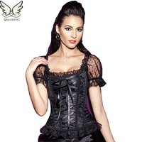 Waist Trainer Corsets Steampunk Corselet Gothic Clothing Waist Trainer Sexy Lingerie Slimming Party Corsets And Bustiers