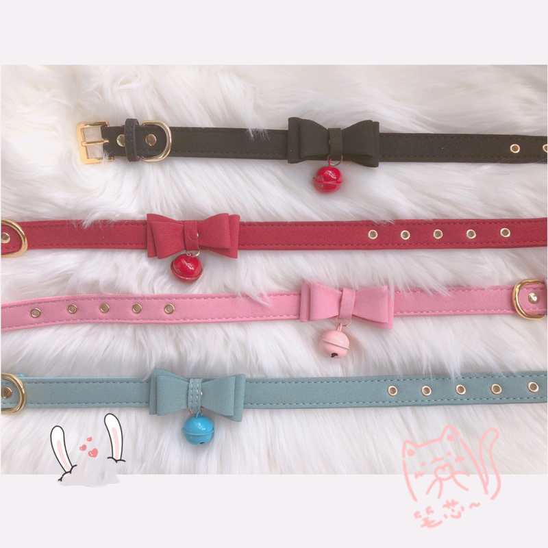 Sexy Leather Choker Necklace Women Harajuku Kawaii Metal Fashion,BDSM Bondage Necklace Neckband Sex Toys for women