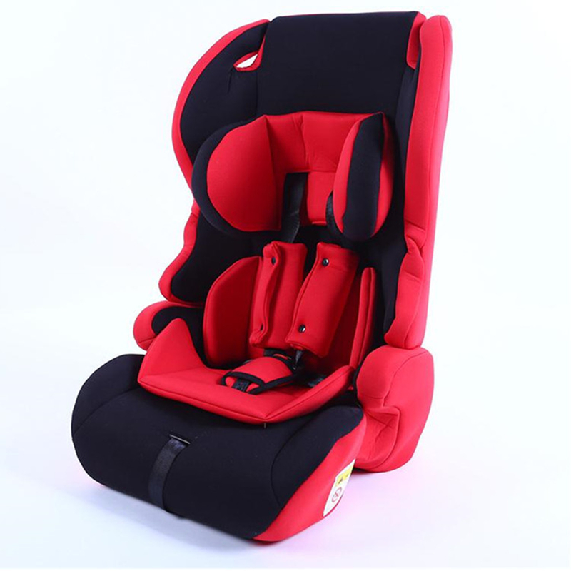 5 Point Harness Safe Car Cushions For 9M~12Y Children Portable Toddler Car Seat For Kid And Children Protection Safety Baby Seat цена