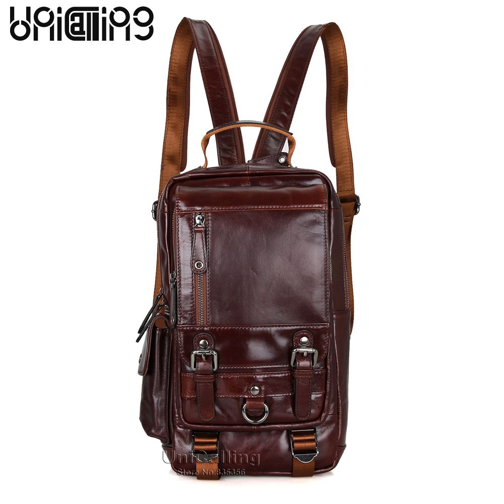 UniCalling women leather backpack premium quality genuine leather vintage backpack women cowhide leather backpack for women unicalling women leather backpack fashion quality genuine leather women backpack hieroglyphic real leather small backpack female