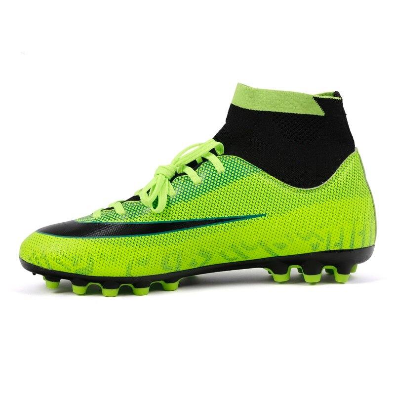 finest selection 341c1 ed753 US $28.49 5% OFF Original Soccer Shoes Men Hypervenom Phantom III 3 DF FG  AG Football Boots High Ankle Soccer Boots Botines De Futbol Chuteiras-in ...
