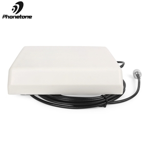 Image 5 - هوائي لوحة اتجاهي داخلي ، 800 2500 ميجا هرتز ، 9 ديسيبل ، GSM Lte ، مع كابل 5 متر ، موصل N ، مقوي إشارة الهاتف الخليوي