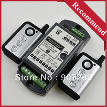 Multifunctional Access Control Remote Controller for Automatic Door System
