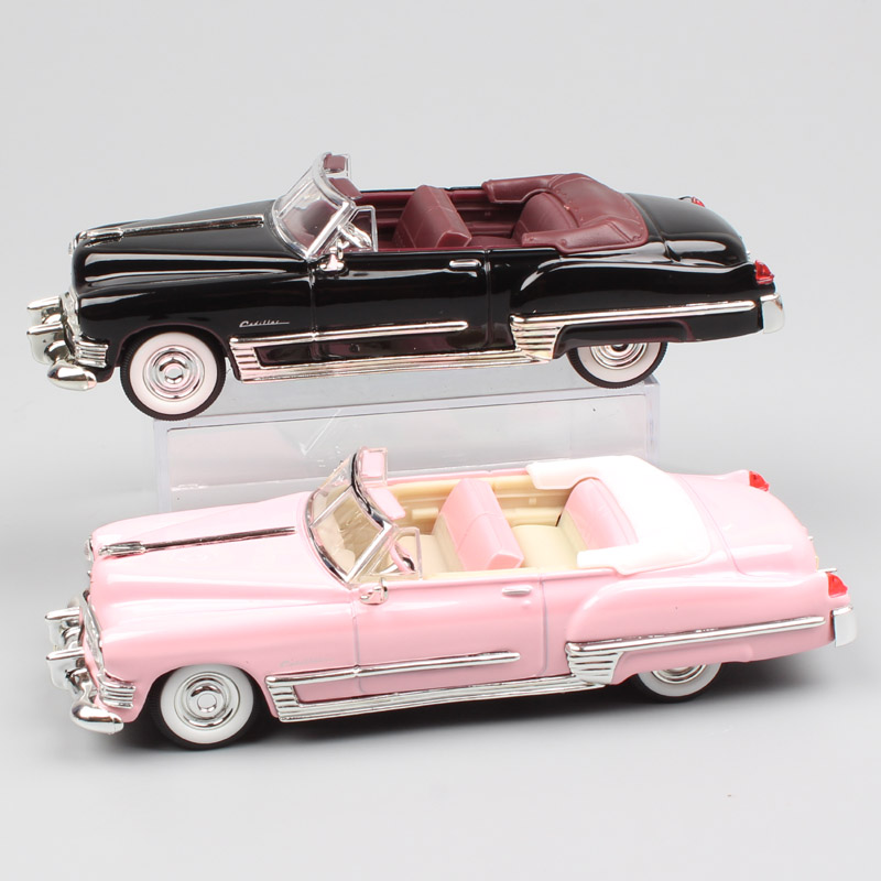 1:43 Scale Vintage Brand Luxury Small 1949 Cadillac Coupe