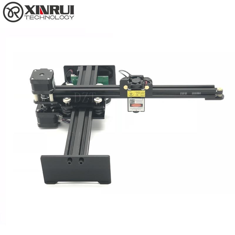 2018 new 500mw 2500mw Laser Engraving Machine Desktop DIY Violet Picture CNC Printer working area 20cmx17cm