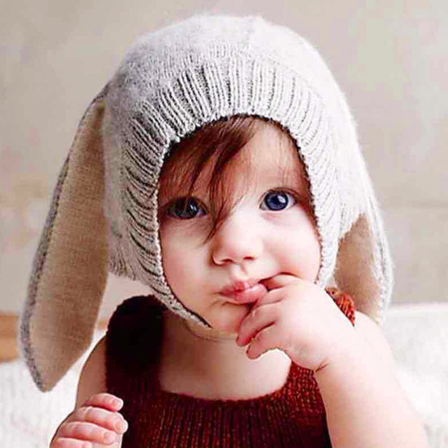 Tienda Online Bebé Boina Sombreros Recién Nacidos Bebés Cuerno ...