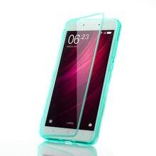 Xiaomi Redmi Note 4 Phone Case High Clear Transparent Phone Cover For Xiaomi Redmi Note 4 Fundas Redmi Note 4x pro Coque Cases