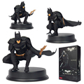 Free Shipping Crazy Toy The Dark Night Rises Batman Assembly PVC Action Figure Collection Model Toy 22cm New In Box E93