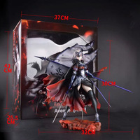 Fate Grand Order Jeanne D'Arc Alter Avenger Figure PVC Action Figure Collectable Model Toy Doll Gift 30cm