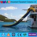 Hermético Iate Inflável Water Slide (frete grátis por DHL + livre bomba)