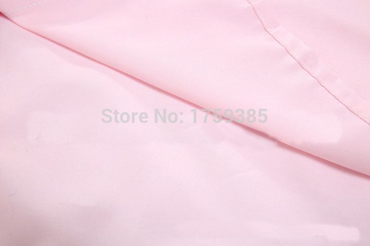 43515fa05299 business formal pink men shirts loose non iron and long sleeve shirt solid  color pink shirt Men tide mens full sleeve shirts-in Dress Shirts from Men s  ...