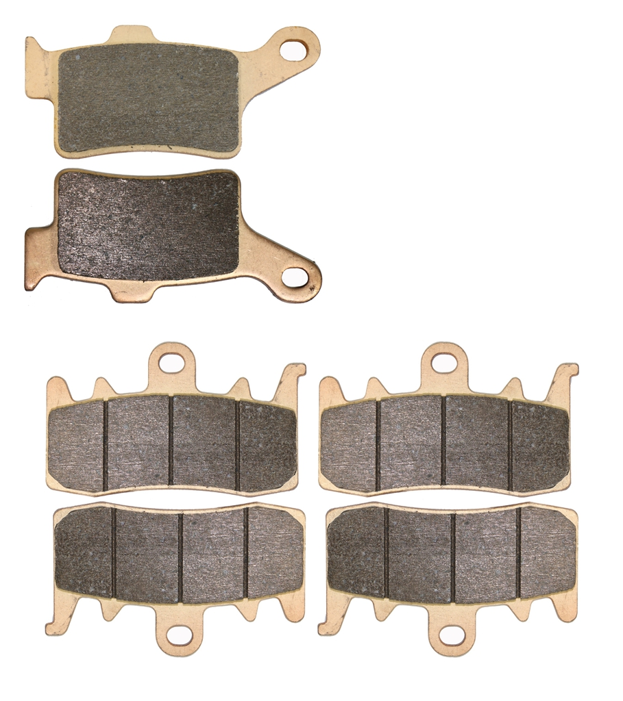 Front Rear Brake Pads For Can-am Maverick Can am Brakes 2013 13 CANAM Brake Pad