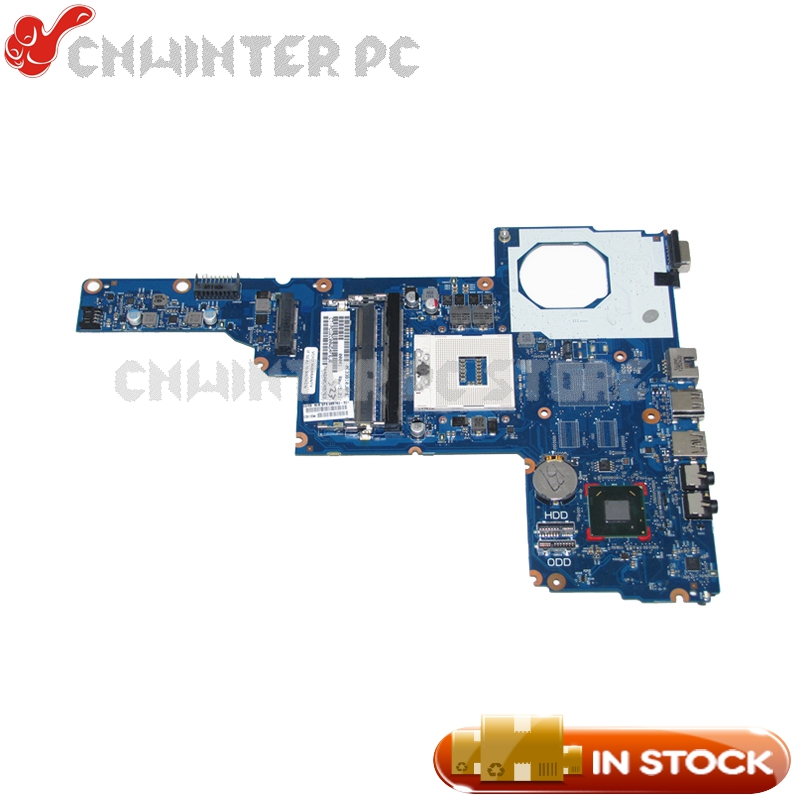 цена на NOKOTION 685783-001 685783-501 6050A2493101-MB-A02 For Hp 2450 1000 2000 CQ45 Laptop Motherboard HM70 UMA DDR3