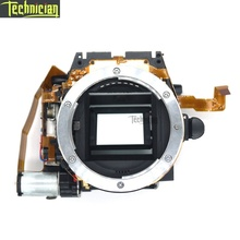 D3200 Mirror Box With Shutter Assembly Unit and Aperture Control  Repair Parts For Nikon