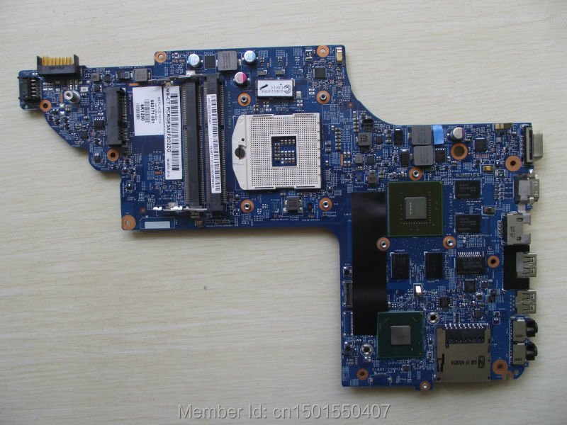 Free Shipping 682171-001 682171-501 for HP Pavilion DV6 DV6-7000 DV6T motherboard HM77 630M/1G.All functions 100% fully Tested !  wholesale laptop motherboard 682171 001 for hp envy dv6 dv6 7000 630m 2g notebook pc systemboard 682171 501 90 days warranty