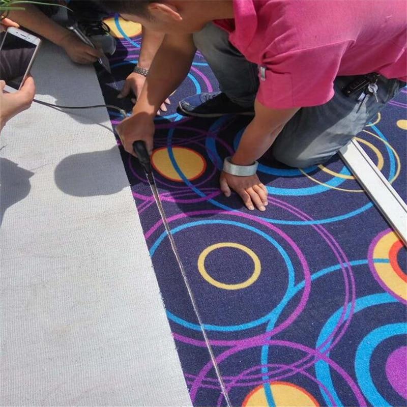 Carpet Iron Hotel-specific Installation Maintenance Tools Sticky Electric Iron Carpet Professional Iron-3