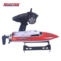 High Speed RC Boat Boat Infinitely Variable Speed Racing Boat Remote Control Toys RC Boats With
