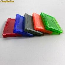 5 cores clássico soquete de cartões de jogo para nintendo gba sp jogo tv video game player nenhum jogo cartão de memória vídeo console de tv sem etiqueta