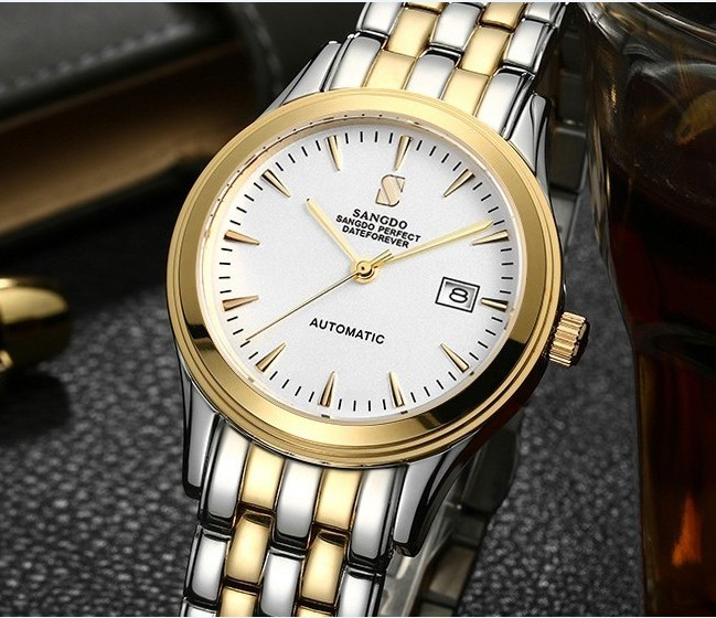 40MM SANGDO mens watch Sapphire Crystal Automatic Self-Wind movement High quality Luxury Auto Date Mechanical watches 42S40MM SANGDO mens watch Sapphire Crystal Automatic Self-Wind movement High quality Luxury Auto Date Mechanical watches 42S