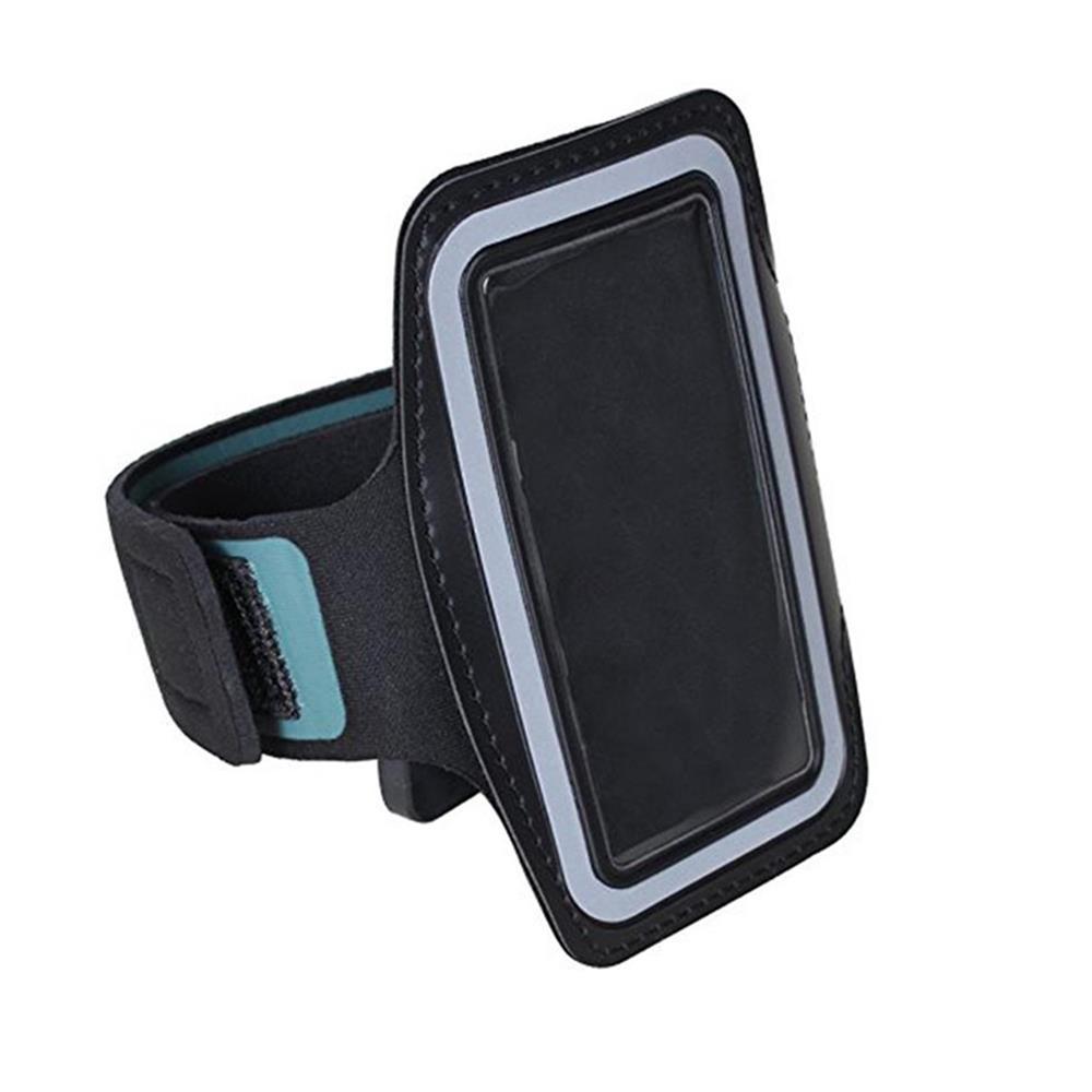 Courir Arm Band Sport En Cuir Couverture de Caisse de Brassard pour Ipod nano 4ème 5ème ONN RUIZU MP3 MP4 Lecteur ventes chaudes livraison gratuite noir