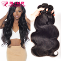 Top 7A Unprocessed Peruvian Virgin Hair Body Wave 3 Bundle Deals Realove Hair Products Peruvian Body Wave Peerless Peruvian Hair