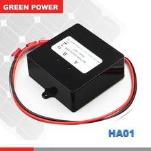 цена на Battery Equalizer for Two Pieces 12V Gel Flood AGM Lead Acid Batteries HA01 Voltage balancer Lead acid Battery charger Regulator