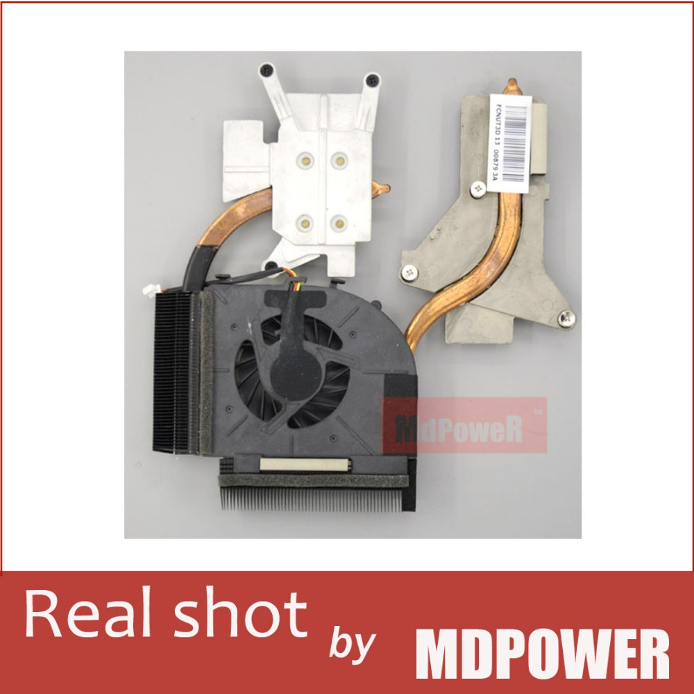 Brand new Original FOR HP DV6 DV6-1000 FOR INTEL  fan 518435-001 radiator heat sink asus rt n10 d1