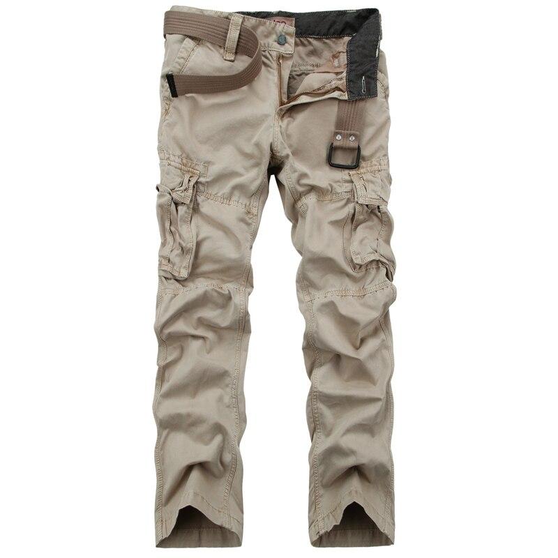 падіння вантажні штани чоловічі - Чоловічий одяг - фото 4