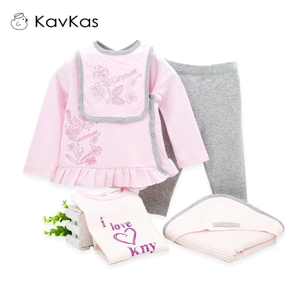 5 шт./компл., комплект одежды для маленьких девочек, хлопковый зимний подарок для новорожденных, Рождественский комплект для маленьких девоч