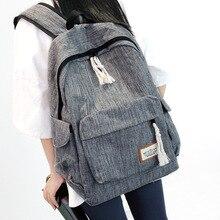 Оксфорд рюкзак Водонепроницаемый Для женщин рюкзак одноцветное Цвет рюкзак студентка школьная сумка для подростка ноутбука Mochilas Мода 2017 г.