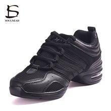 Sneakers Woman Dance Shoes For Salsa/Modern/Hip Hop/Jazz Breathable Teachers Pla