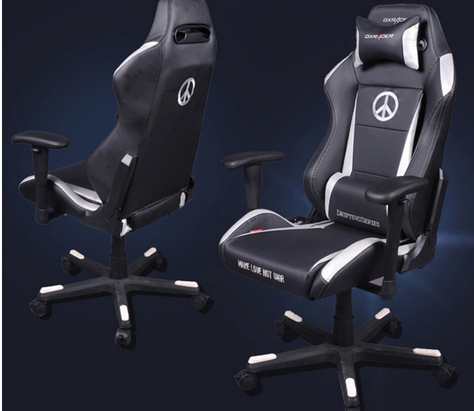 e sports chair dxracer dk55 game chair swivel chair On chaise gaming dxracer